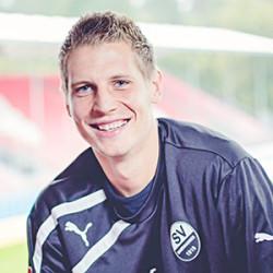 Daniel Schulz, Verteidiger SV Sandhausen