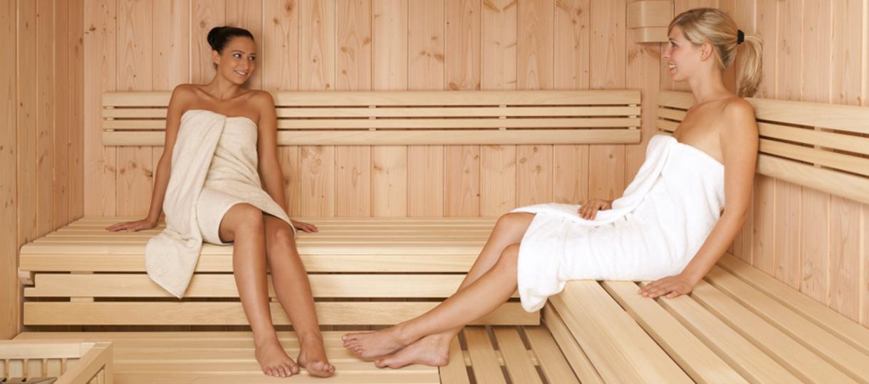 Sauna und Gesundheit