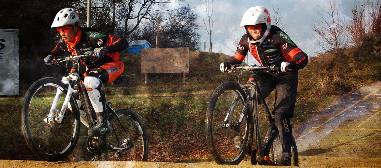 Mountainbike-Fahrerin Elisabeth Brandau