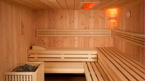 sauna baleo die flexible sauna r ger sauna und infrarot. Black Bedroom Furniture Sets. Home Design Ideas